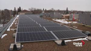 City of Edmonton to consider new energy transition strategy (01:52)