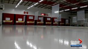 COVID-19: Curling Alberta cancels 2021 season, local rinks and shops in 'dismal' state (02:31)