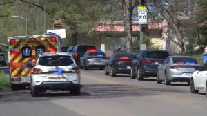 1 dead, 1 injured after shooting at Tennessee school (01:03)