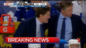 Mike Babcock fired by Toronto Maple Leafs