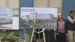 B.C. government announces new funding to expand Burnaby hospital