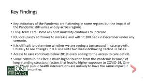 Coronavirus: Ontario officials release latest COVID-19 projections, call situation 'fragile and precarious' (01:53)