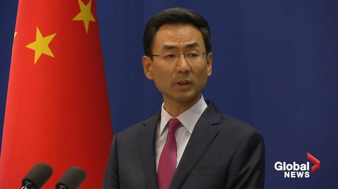 China urges new Canadian envoy to release Huawei executive detained in Vancouver