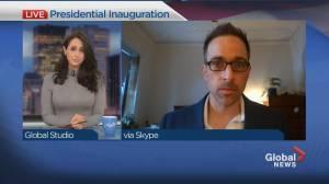 U.S. Presidential inauguration (04:11)