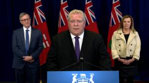 Coronavirus outbreak: Doug Ford confirms 80,000 COVID-19 cases possible by end of April
