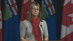 Alberta woman with presumptive case of COVID-19 works for Alberta Treasury Branch: health officials (01:52)