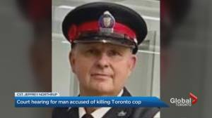 Lawyer for man accused of murdering Toronto Police Const. Jeff Northrup says to keep 'open mind' (02:46)