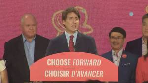 Federal Election 2019: Liberal Leader Justin Trudeau says party's plan 'puts families first'