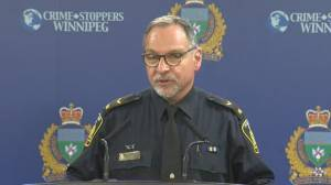 Winnipeg police say they don't identify gun type early on due to its relevance to investigation