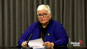 Coronavirus: WRHA president says 25 of 38 Winnipeg care homes have COVID-19 outbreaks (01:15)