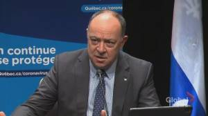 Coronavirus: Quebec identifies priority list for vaccine roll-out (02:33)