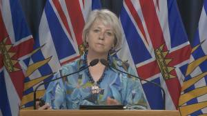 Dr. Bonnie Henry says B.C. is ready to move on to the next stage (03:34)