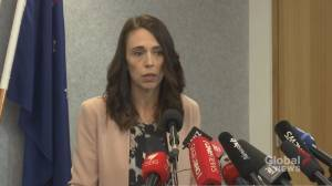 New Zealand shooting: Over 60 thousand firearms removed from circulation after Christchurch attacks, Ardern says (00:50)