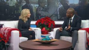 Donovan Bailey reflects on the 1996 Olympics bombing