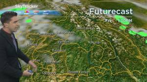 Kelowna Weather Forecast: July 29