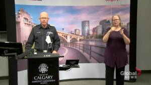 'We have to be compassionate': Calgary officials remind citizens some people cannot wear masks (01:08)