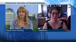 Alzheimer Society of Saskatchewan providing services online during COVID-19 pandemic