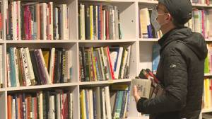 'Pleasure reading' excellent way to reduce pandemic stress, increase empathy: experts (01:54)