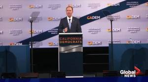 Schiff slams 'charlatan in the White House' at California convention