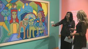 Daphne Odjig, grandmother of Canadian Indigenous art celebrated in Kelowna
