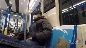 Quebec government makes mask wearing mandatory on public transit