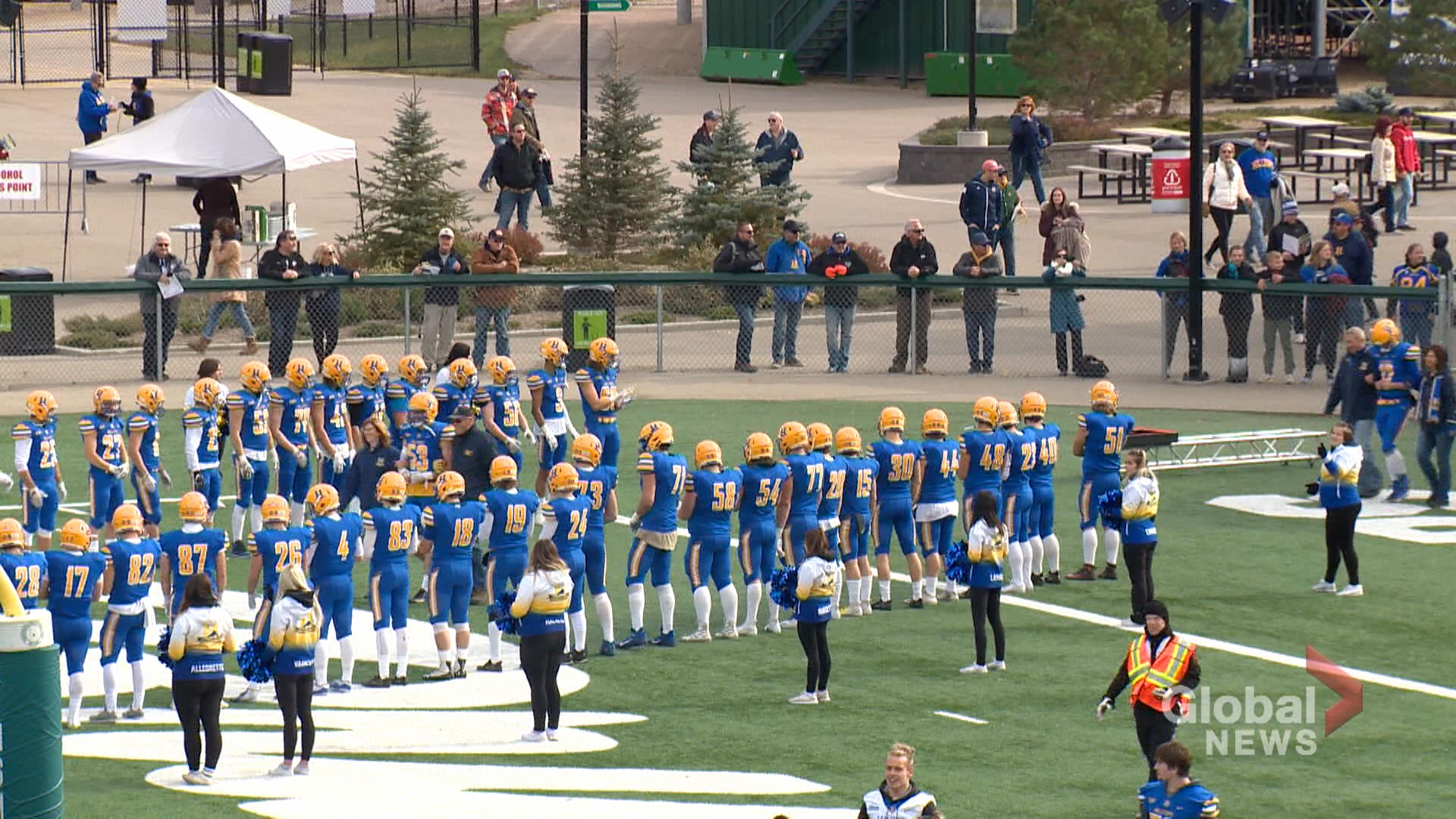 Saskatoon Hilltops finish regular season perfect 2nd time in a row