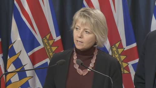 B.C. confirms another presumptive case of COVID-19 | Watch News Videos Online