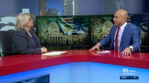 Pollster Janet Brown breaks down Jason Kenney pre-budget address