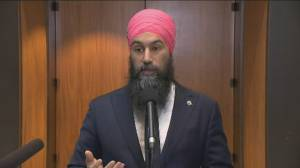 Singh says he 'felt openness to work together' in meeting with Trudeau