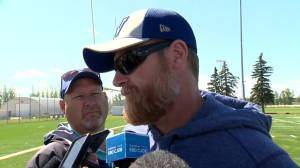 RAW: Blue Bombers Mike O'Shea Media Briefing – Aug. 28