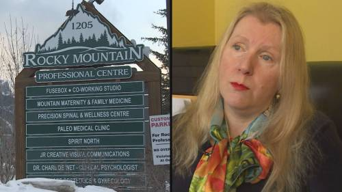 Canmore doctor closing practice due to changes in physician fees | Watch News Videos Online