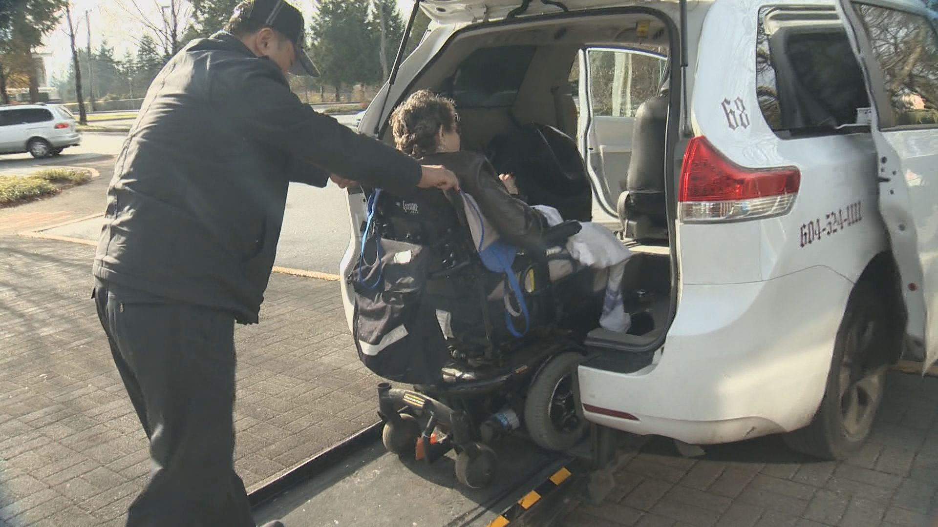 Taxis threaten to scrap accessible vehicles