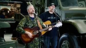 """The Singing Soldiers preview the upcoming fundraiser """"Party Under The Stars"""""""