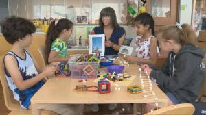 RMHC Toronto offering a hybrid school model for seriously ill children and their siblings (03:13)