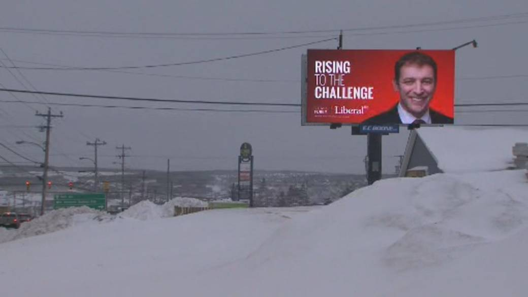 Click to play video 'Record new COVID-19 cases trigger calls to delay N.L. election'