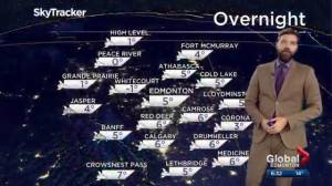 Edmonton weather forecast: Oct. 16