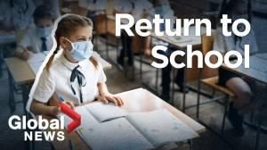 Coronavirus: How to prepare kids for back to school this fall (01:54)