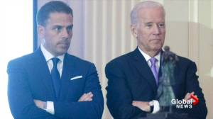 Trump discussed Biden in call with Ukraine president