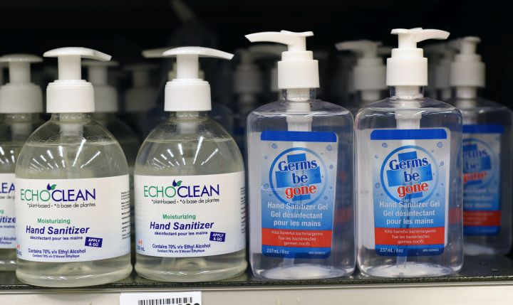 Click to play video 'COVID-19: What consumers need to know about hand sanitizer'