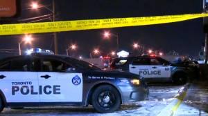 2 men dead after shootings in Toronto (02:07)