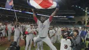 Washington Nationals win first World Series