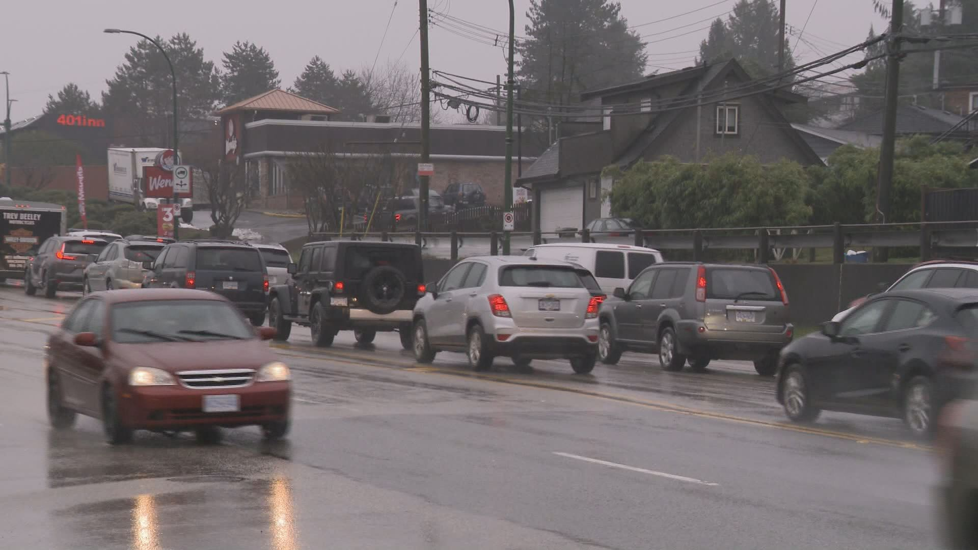 UBC study says living near busy roads increases risk from disease