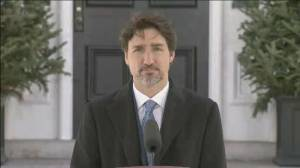 Coronavirus outbreak: Trudeau says 'entire world was unprepared' for need for PPE