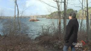 Halifax Regional Council takes first step toward saving Williams Lake before it's gone (01:53)