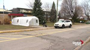 Pierrefonds to allow snow shelters for non-residential buildings on a temporary basis (01:34)