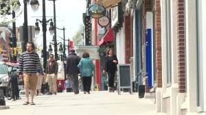 Kingston, Ont., retail stores open doors to customers