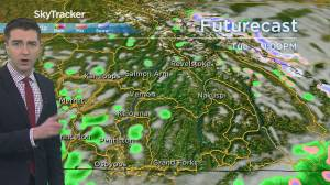 Kelowna Weather Forecast: May 11