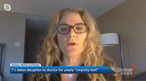 OBGYN sits down with Global News to educate people on the hymen