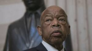 U.S. civil rights leader Rep. John Lewis laid to rest