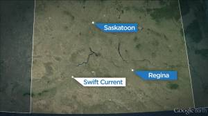 Human trafficking-related charges laid after convoy pulled over: Saskatchewan RCMP